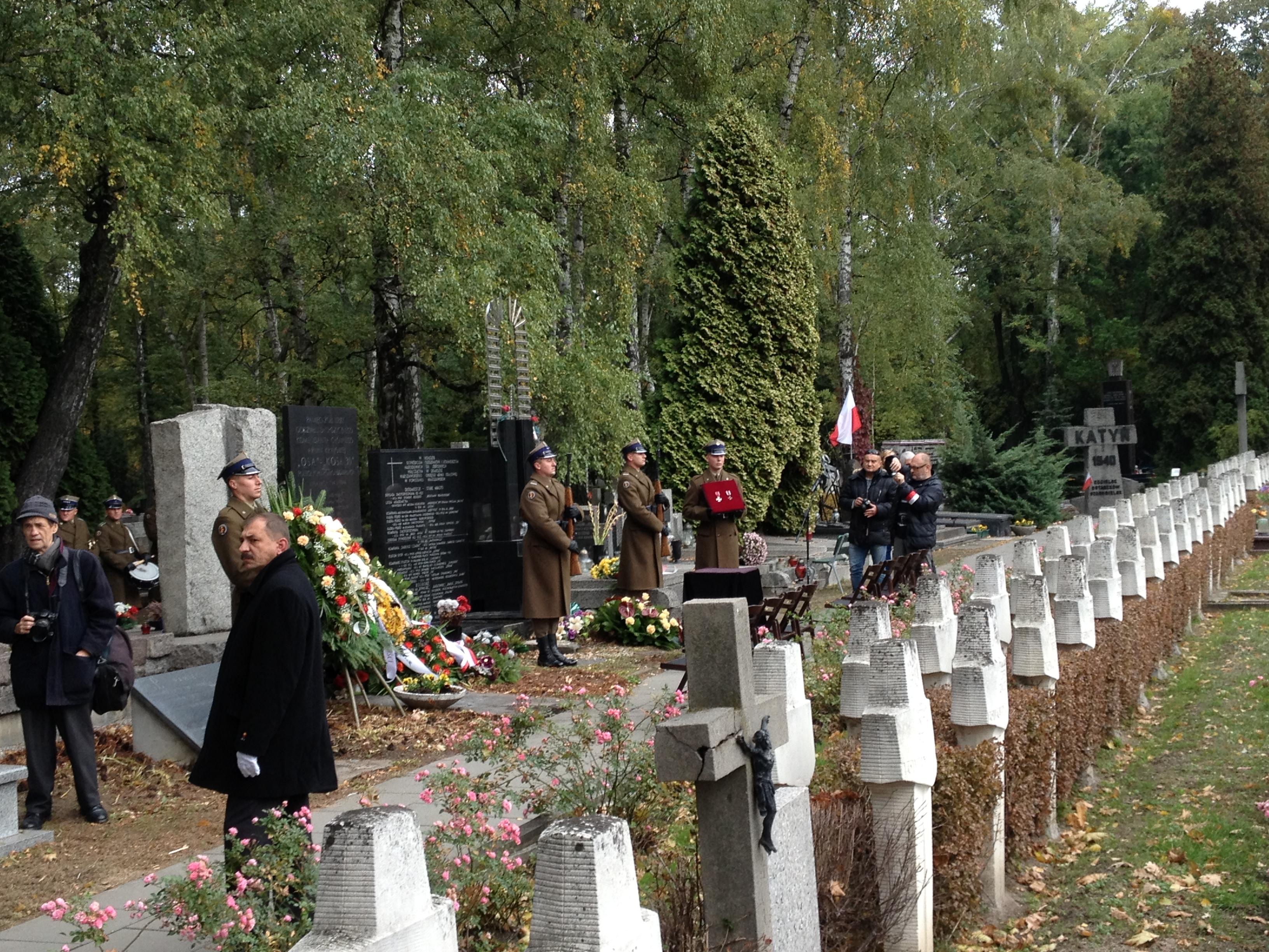 Pogrzeb Z.Kuciewicza