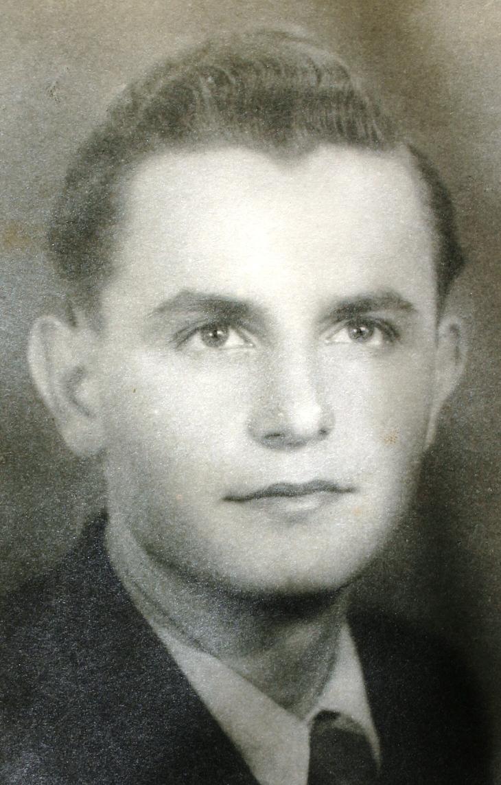Bartas Franciszek_młody