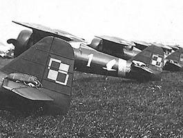 Samolot 123 eskadry Myśliwskiej
