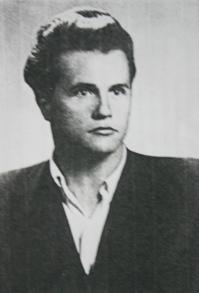 Jan Szczotka ps. Hucuł